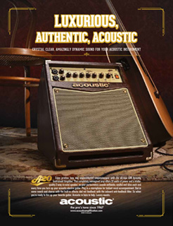 Acoustic A20 Ad