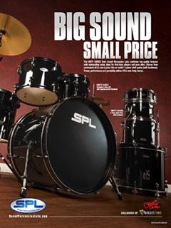SPL Unity Big Sound Ad