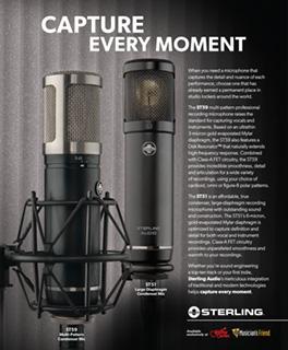 Sterling Spotlight Ad