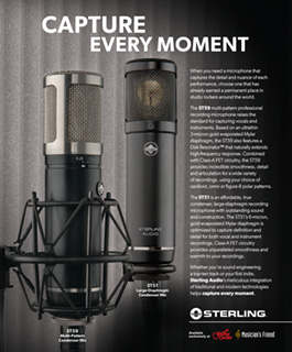 Sterling Spotlight Ad