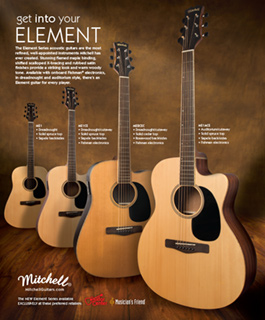 Mitchell Element Family Ad