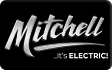 Mitchell Electric Guitar logo