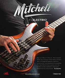 Mitchell Bass Ad