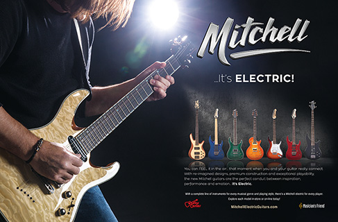 Mitchell Electric Ad