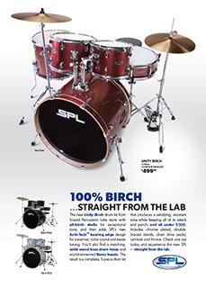 SPL 100% Birch Ad