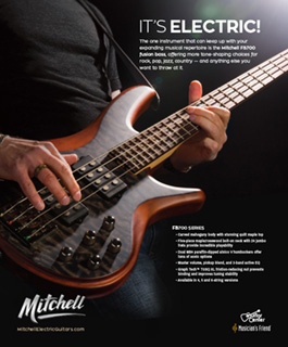 Mitchell Electric FB Series Ad