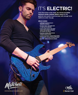 Mitchell Electric HD400 Ad