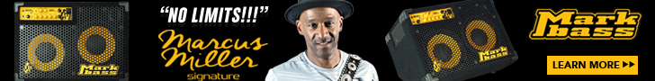 Markbass Marcus Miller Combos Ad